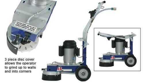 Concrete Grinder Small