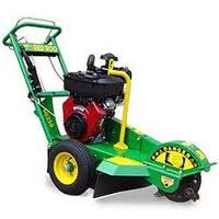 Stump grinder small
