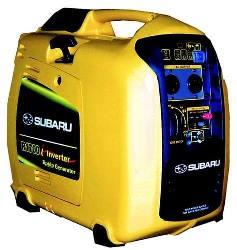 1.7KVA Silenced inverter generator.