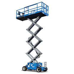 26RT Scissor lift