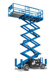 33 RT Scissor Lift
