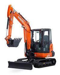 4 Ton Kubota Excavator