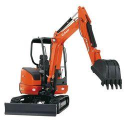 Kubota kx41 3 excavator