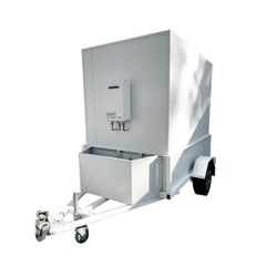 Mobile Ensuite Bathroom  Toilet  Shower
