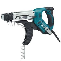 Plaster screw gun.