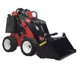 Toro mini digger on wheels
