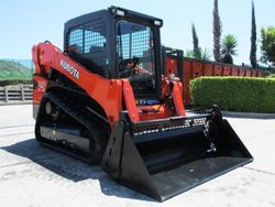Tracked Loader (Kubota)