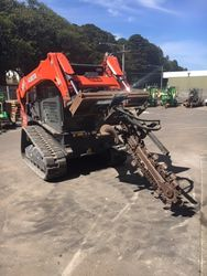 Tracked Loader Kubota