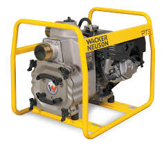 Trash Pump Pt-3 Wacker Neuson